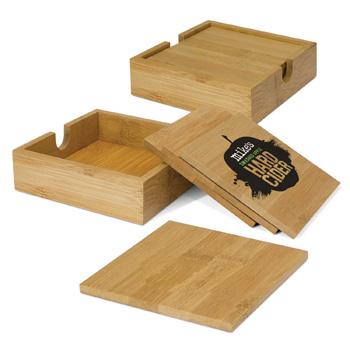 Bamboo-Coasters