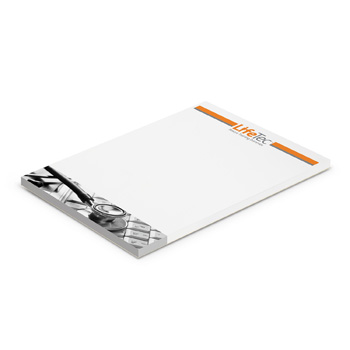 A6NotePad50Leaves