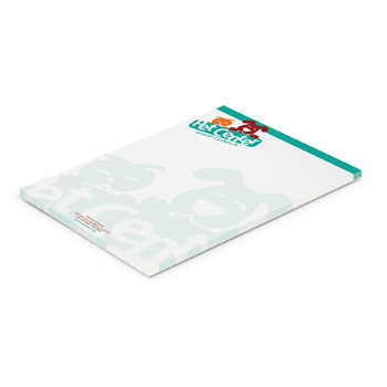 A5NotePad50Leaves
