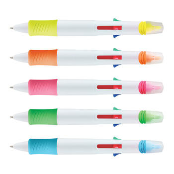 Tetra-Highlighter-Pen