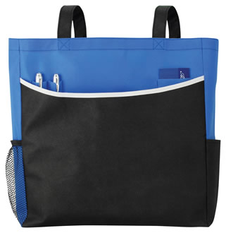 ConferenceToteBagBlue