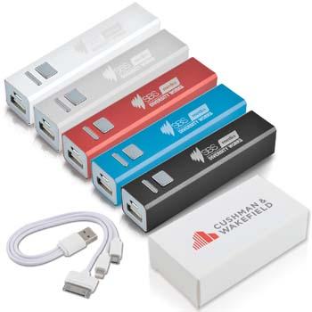 AluminiumMobilePhonePowerBank1Col1PosPrint