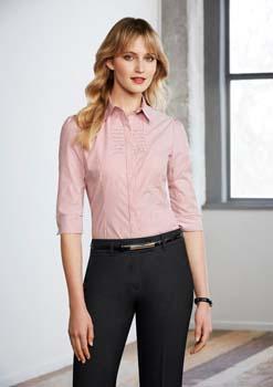 LadiesBerlin34SleeveShirt