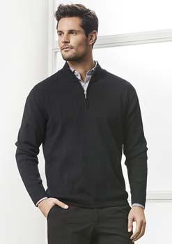 Mens8020WoolRichPullover