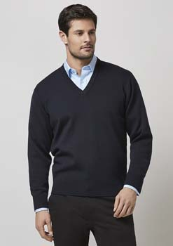MensWoolmixPullover